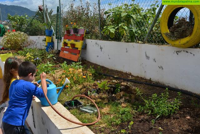 El Consorcio continúa impulsando el compostaje en centros educativos y de atención a la discapacidad