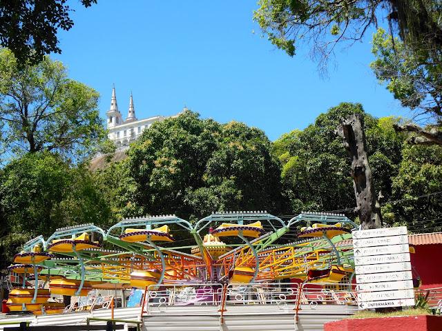 Parque Shangai/ Foto: Marcelo Migliaccio