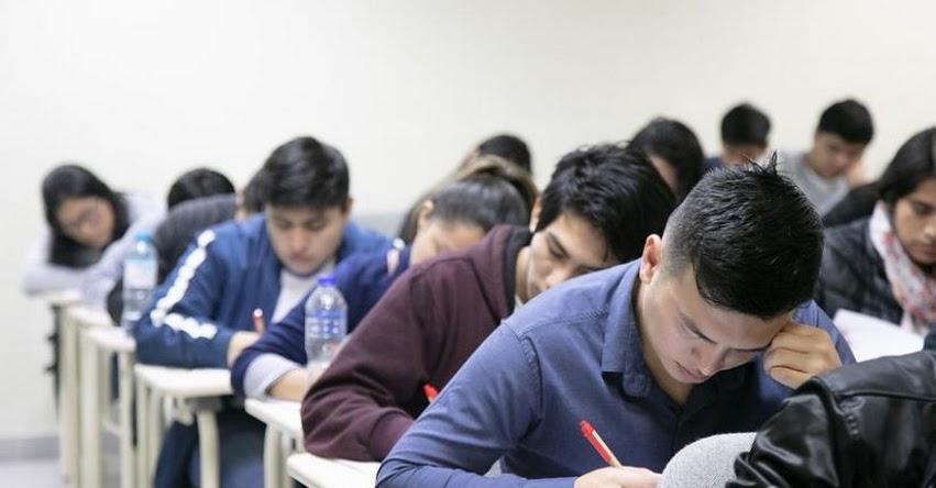 PRONABEC: Se inició postulación a crédito universitario, con tasa de interés anual de 3.55% - www.pronabec.gob.pe