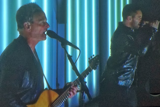 Paqman&Bull: Uncut Nine Inch Nails and Queens Of The Stone Age Grammy Mashup Performance Available Online
