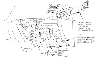 2005 Honda Civic Air Conditioner Installation Manual