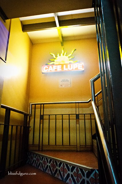 Cafe Lupe Antipolo Blog