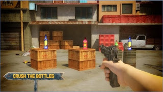 Bottle Shoot 3D Game Expert Apk