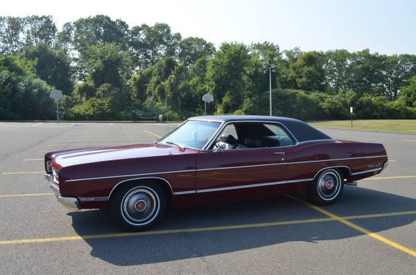 Daily Turismo: 5k: Full Sized, 2 Doors: 1969 Ford Galaxie 500