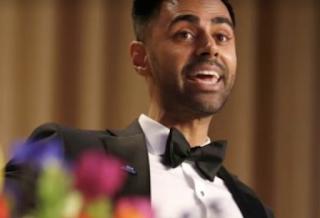 Hasan Minhaj's Trump-Bashing Comedy Routine At The White House Correspondents' Dinner