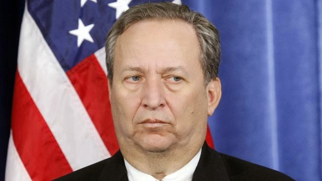 Lawrence ''Larry'' Summers