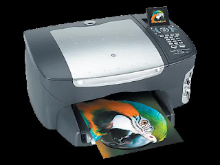 HP Photosmart 2500 Printer Driver