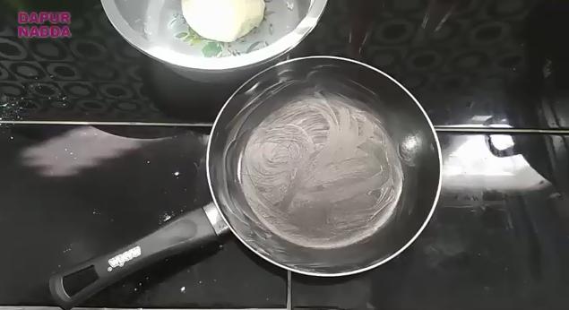 Cara Membuat Pizza Teflon - Dapur Nadda 9