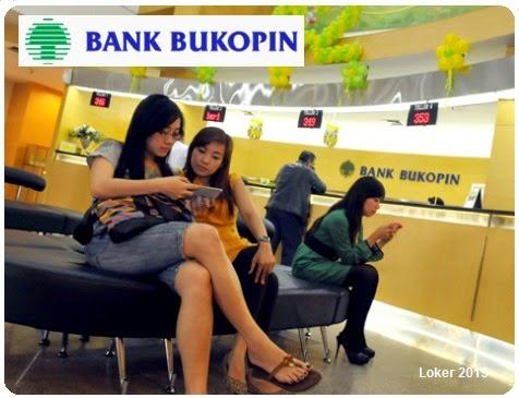 Lowongan Bukopin terbaru, Info kerja Bank, Peluang kerja Bukopin