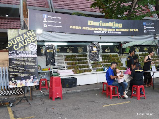 Durian King TTDI
