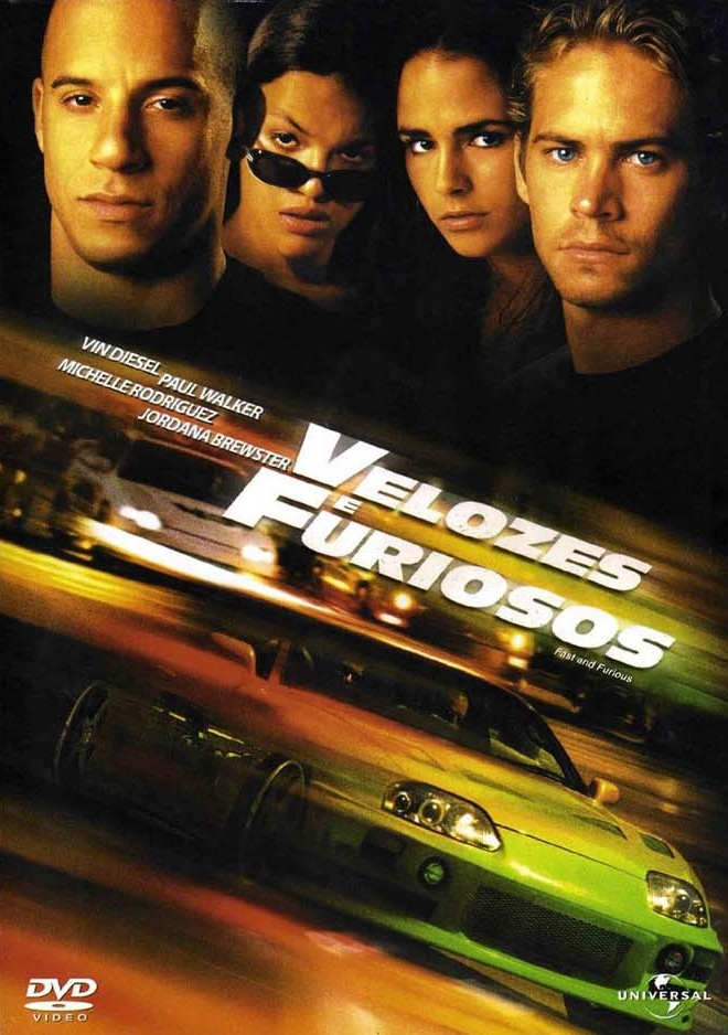 Velozes e Furiosos – Dublado (2001)