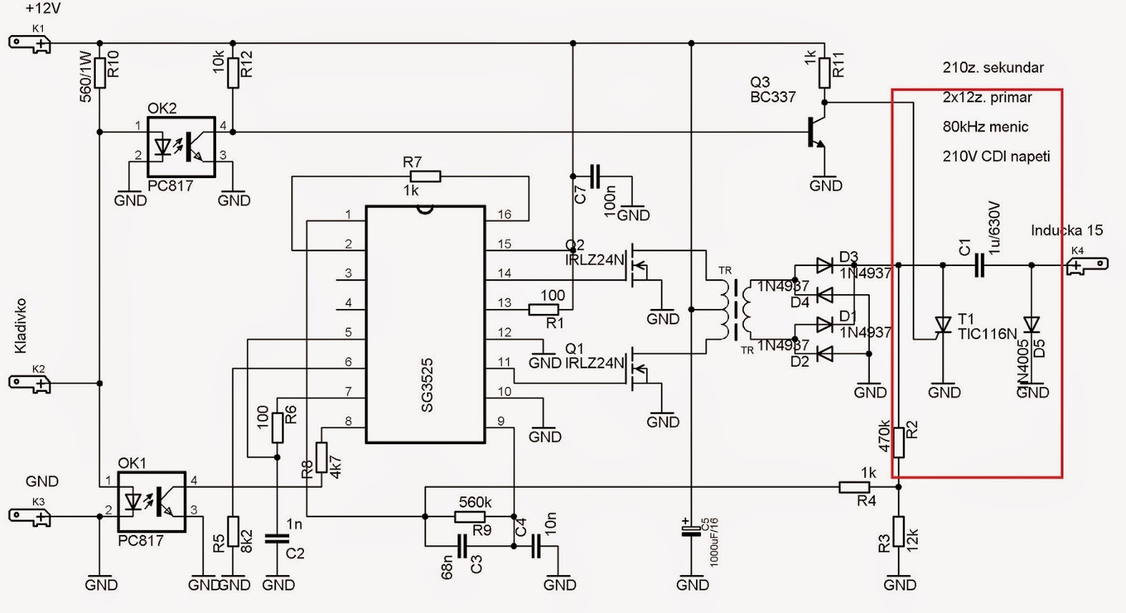 hight resolution of dc cdi atv wiring diagrams