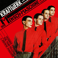 kraftwerk man machine 1978 review