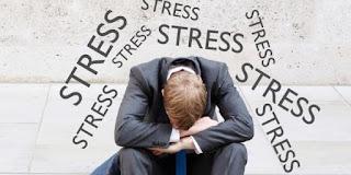 Awas Stres Jangka Pendek Dapat Kurangi Daya Ingat