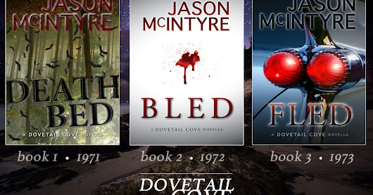 Dovetail Cove, Books 1, 2 and 3 // Book 4 Coming Soon