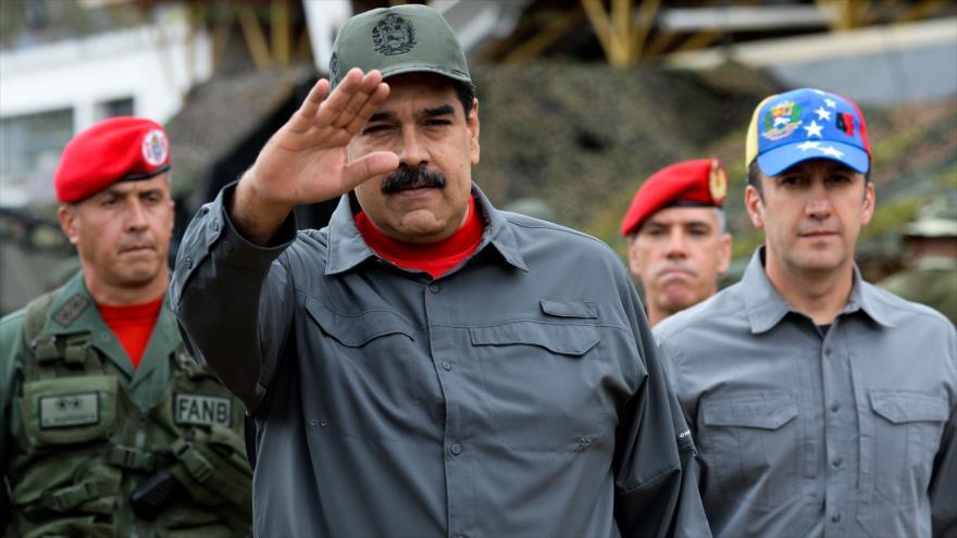 #Venezuela Maduro pide a ONU a no ceder ante presiones de EEUU