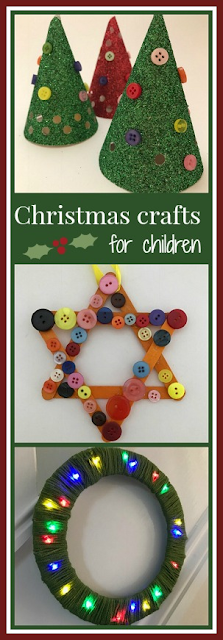 Christmas crafts to make with children