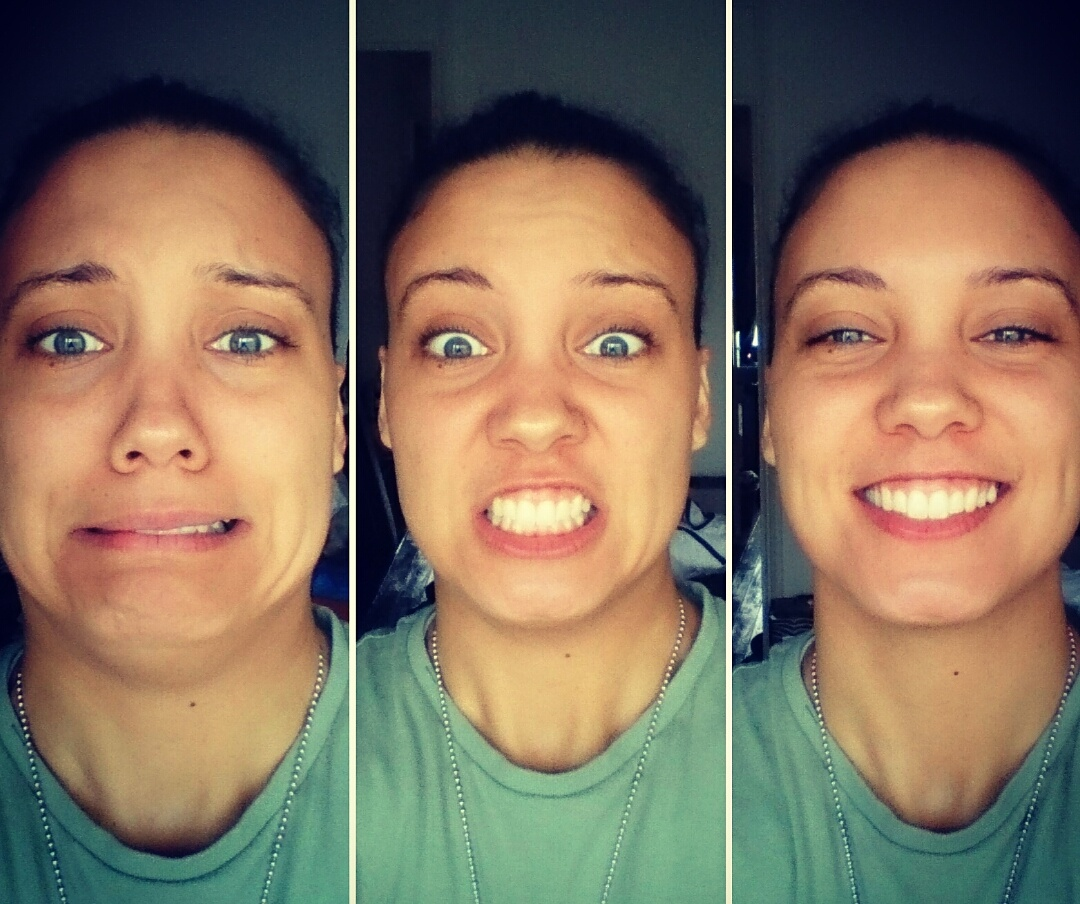 My Face Before, During & After My Testosterone Shot