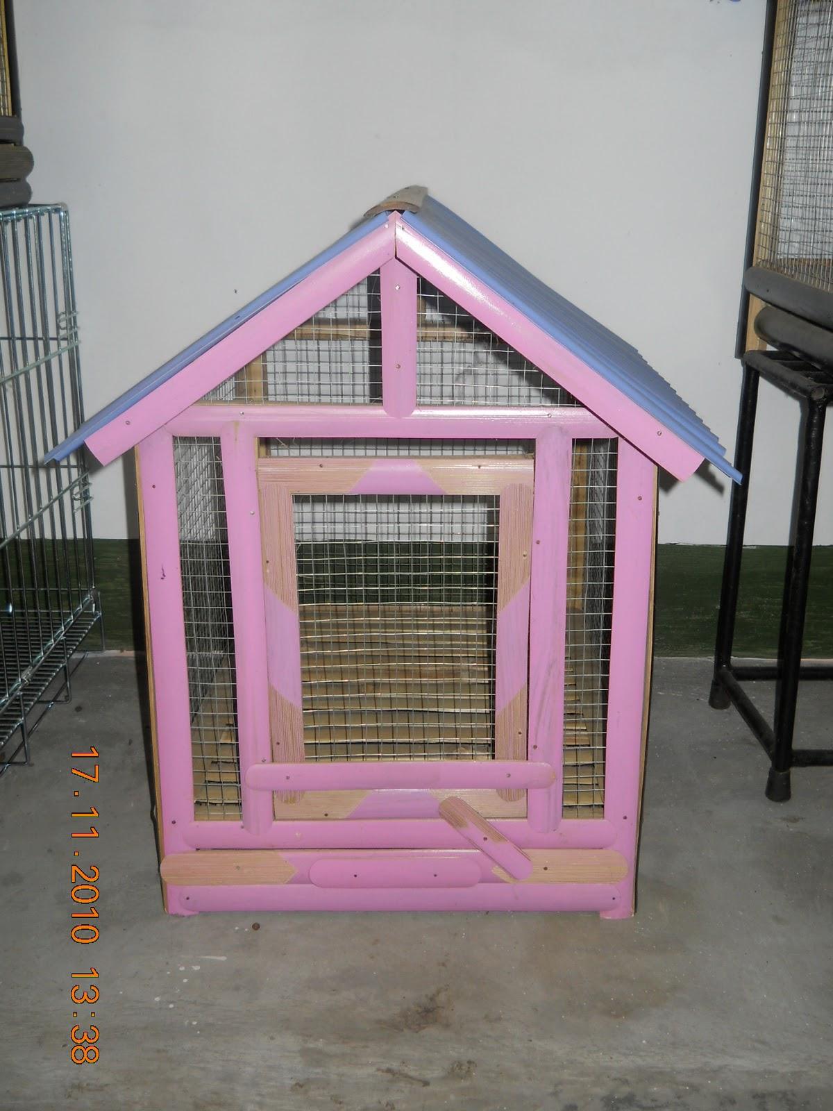 Kandang Kelinci Indoor - Fatwa Kelinci Blitar