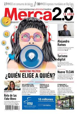 Revista Merca2.0 México Diciembre 2017