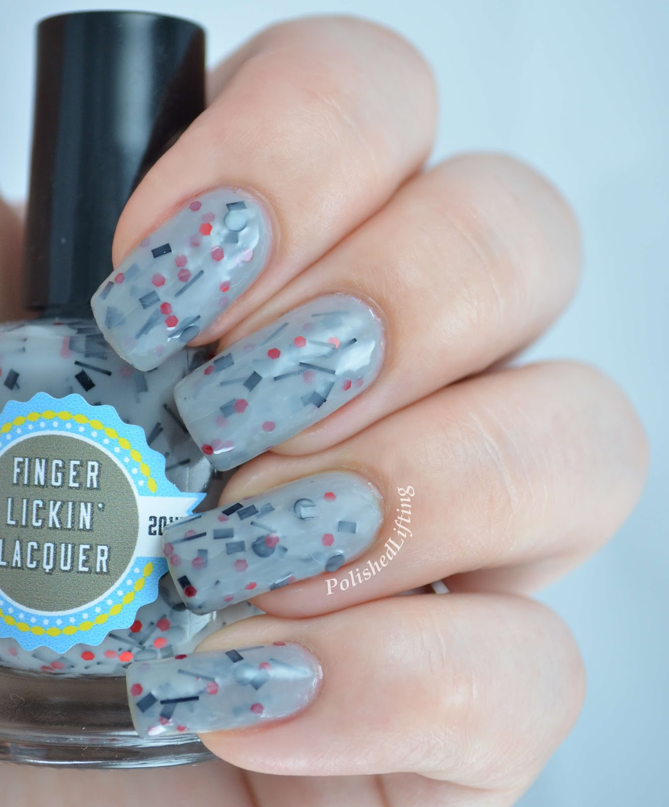 Finger Lickin' Lacquer Totally Rad Press Start