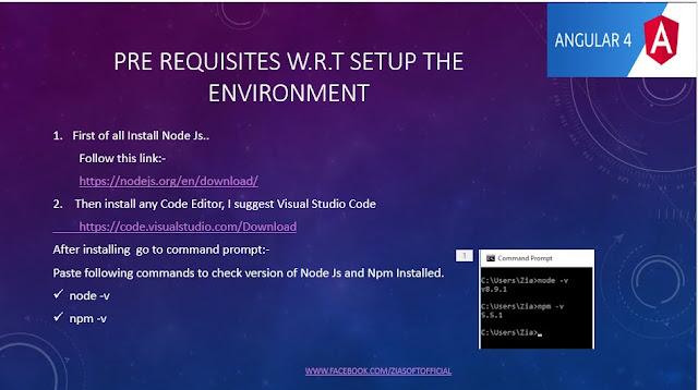 npm install node js command prompt