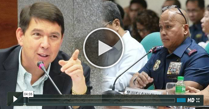 WATCH: Find Out Sen.Recto's Reaction To PNP Dela Rosa's Way of Solving Illegal Drugs in the Philippines