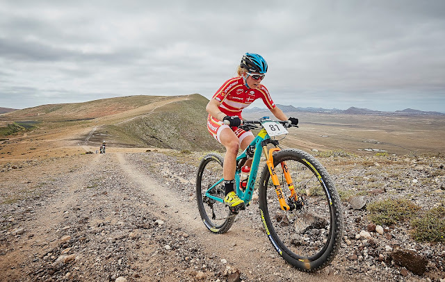 Club La Santa 4 Stage Mountain Bike Race Lanzarote