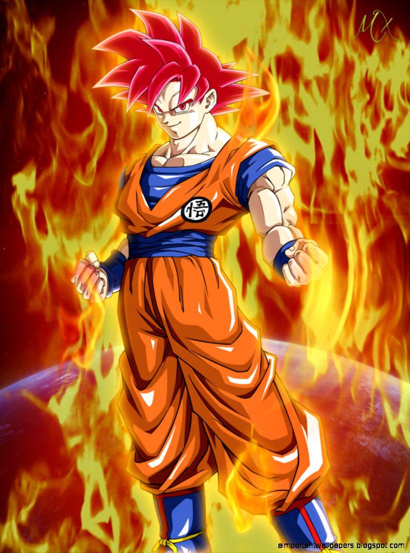 Cartoon Dragon Ball Z Goku Super Saiyan Hd Wallpapers Important