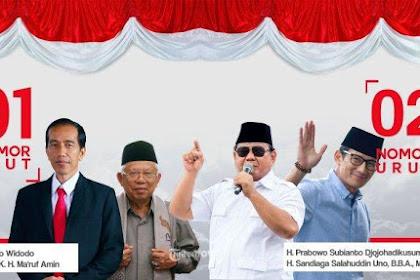 Pilih pak Prabowo atau pak Jokowi? Karepmuuu....