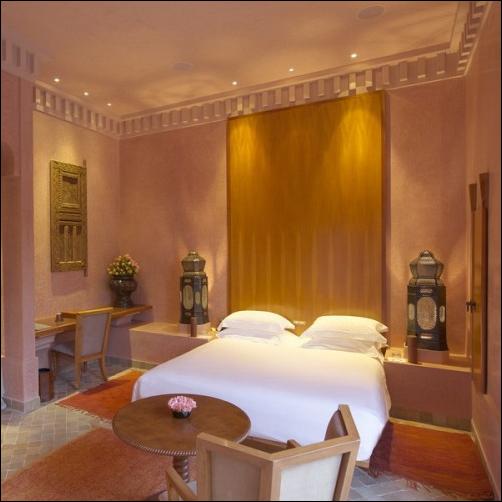 Moroccan Bedroom Design Ideas
