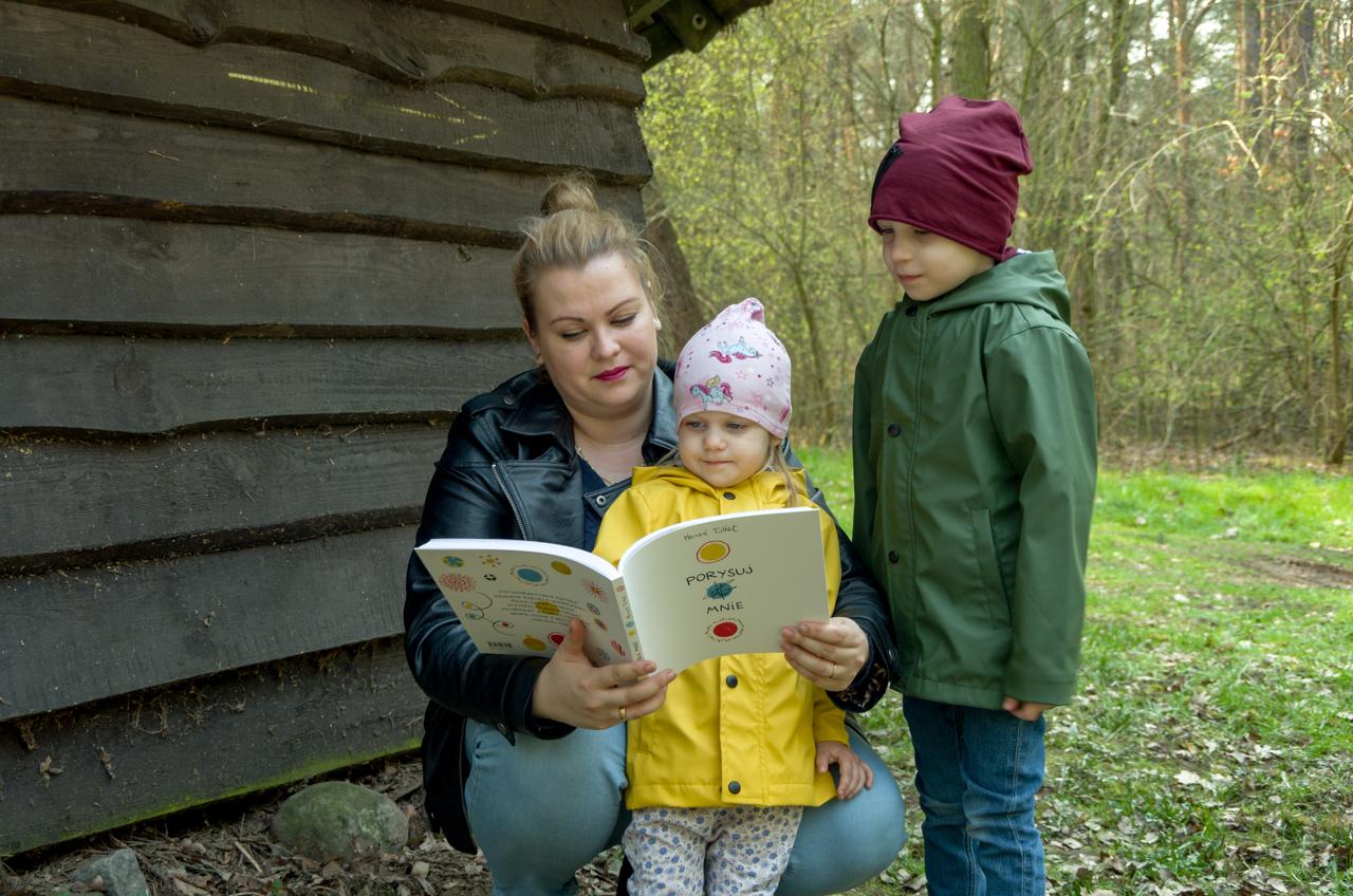 Książki i ich pozytywny wpływ na dzieci