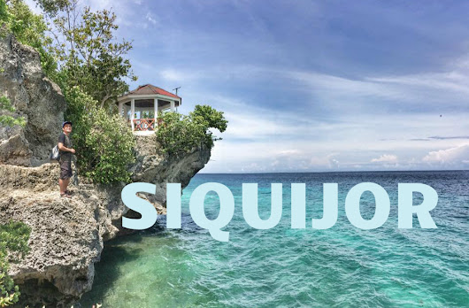 Must go places for an all packed adventure in Siquijor Province.