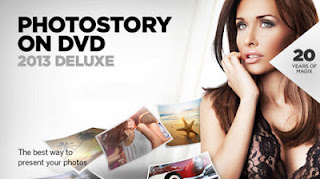 MAGIX PhotoStory on DVD 2013