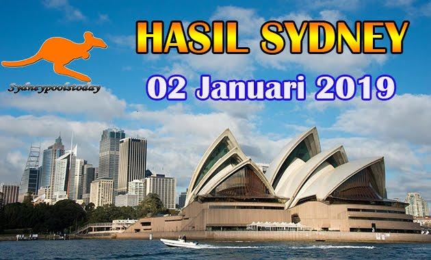 Prediksi Togel Sydney 02 Januari 2019