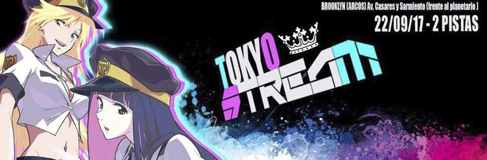 Tokyo Stream Septiembre 2017