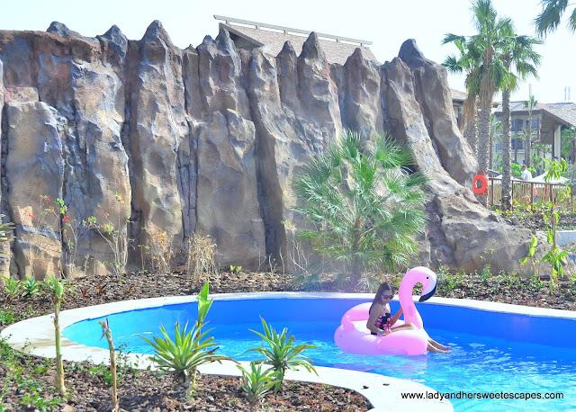 lazy river in Lapita Hotel