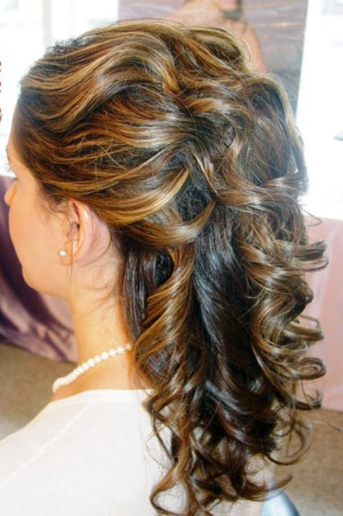 89 Beautiful Half Up Half Down Hairstyles For Women