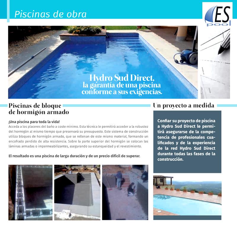 Precio de piscinas trendy beautiful awesome instalacin de for Piscinas liner precios