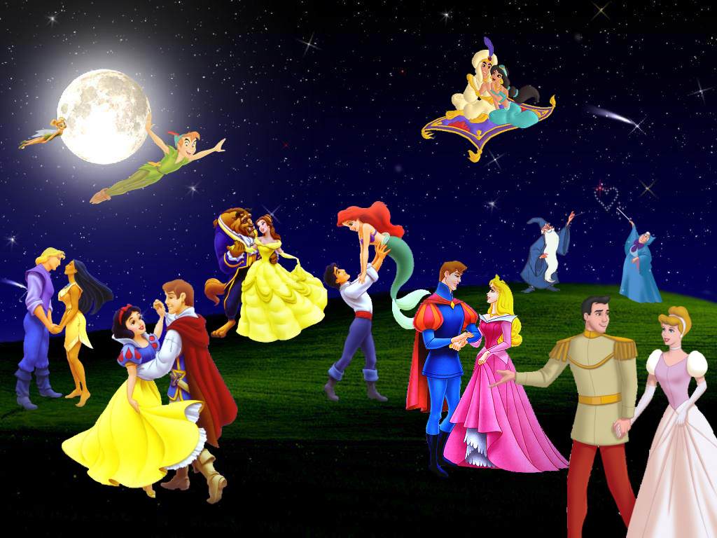 Sweet Fairy Tales Cartoons And Photos Disney Wallpaper