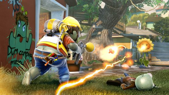 Plants VS Zombies Garden Warfare screenshot 2