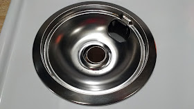 Let Life Blossom Cleaning Stove Top Drip Pans In Two Easy
