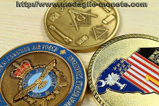produzione medaglie e monete