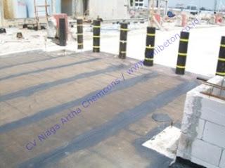 waterproofing beton