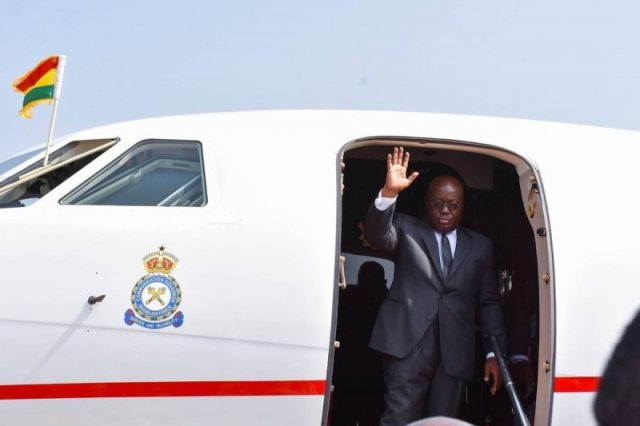 Akufo-Addo visits Nigeria today
