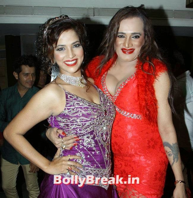 Tanisha Singh and Laxmi, Page 3 Girl Tanisha Singh Birthday Bash Pics