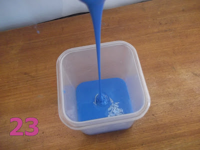 como fazer moldes de silicone