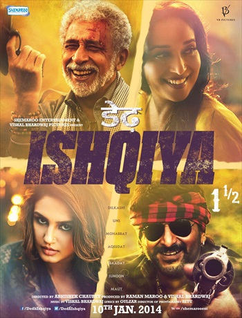 Dedh Ishqiya 2014 Hindi Movie Download