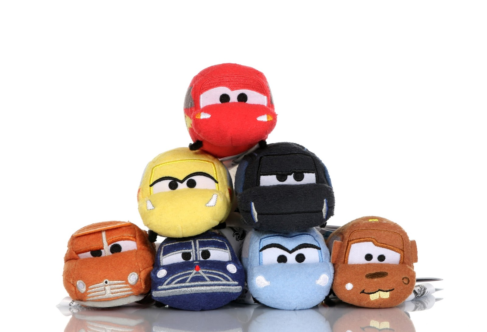 disney store cars 3 tsum tsums