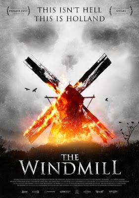 The Windmill Massacre Poster